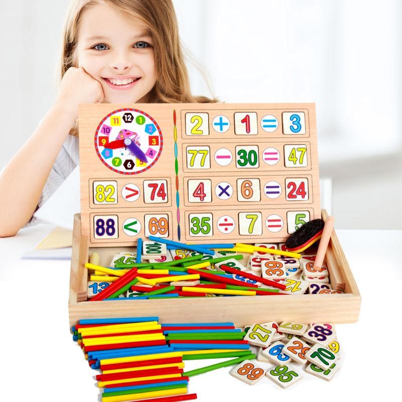 đồ chơi phát triển trí tuệ cho bé 5 tuổi