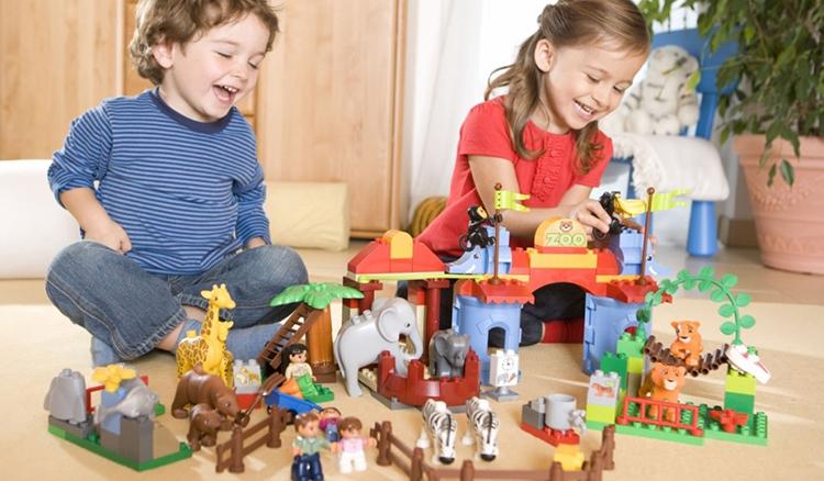 đồ chơi thông minh cho trẻ mầm non