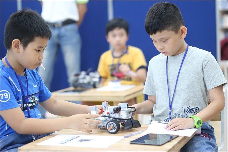 công nghệ 4.0 trong giáo dục