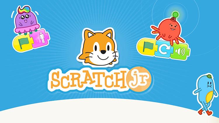 vui học lập trình Scratch