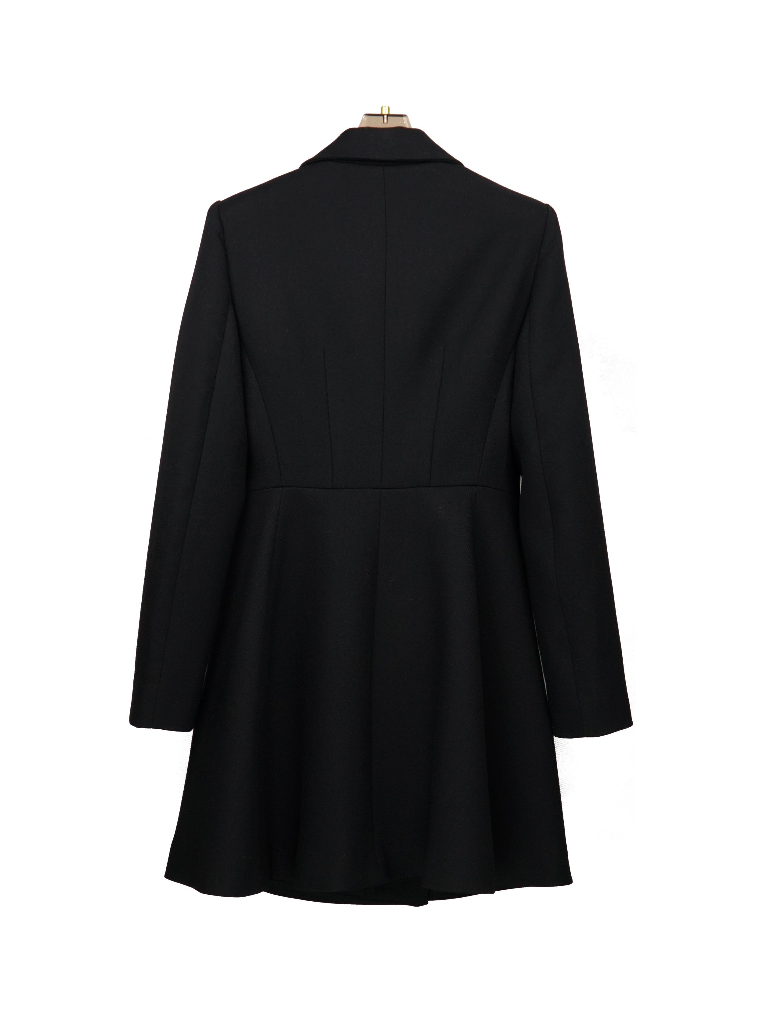 Đầm Vest nút pha lê