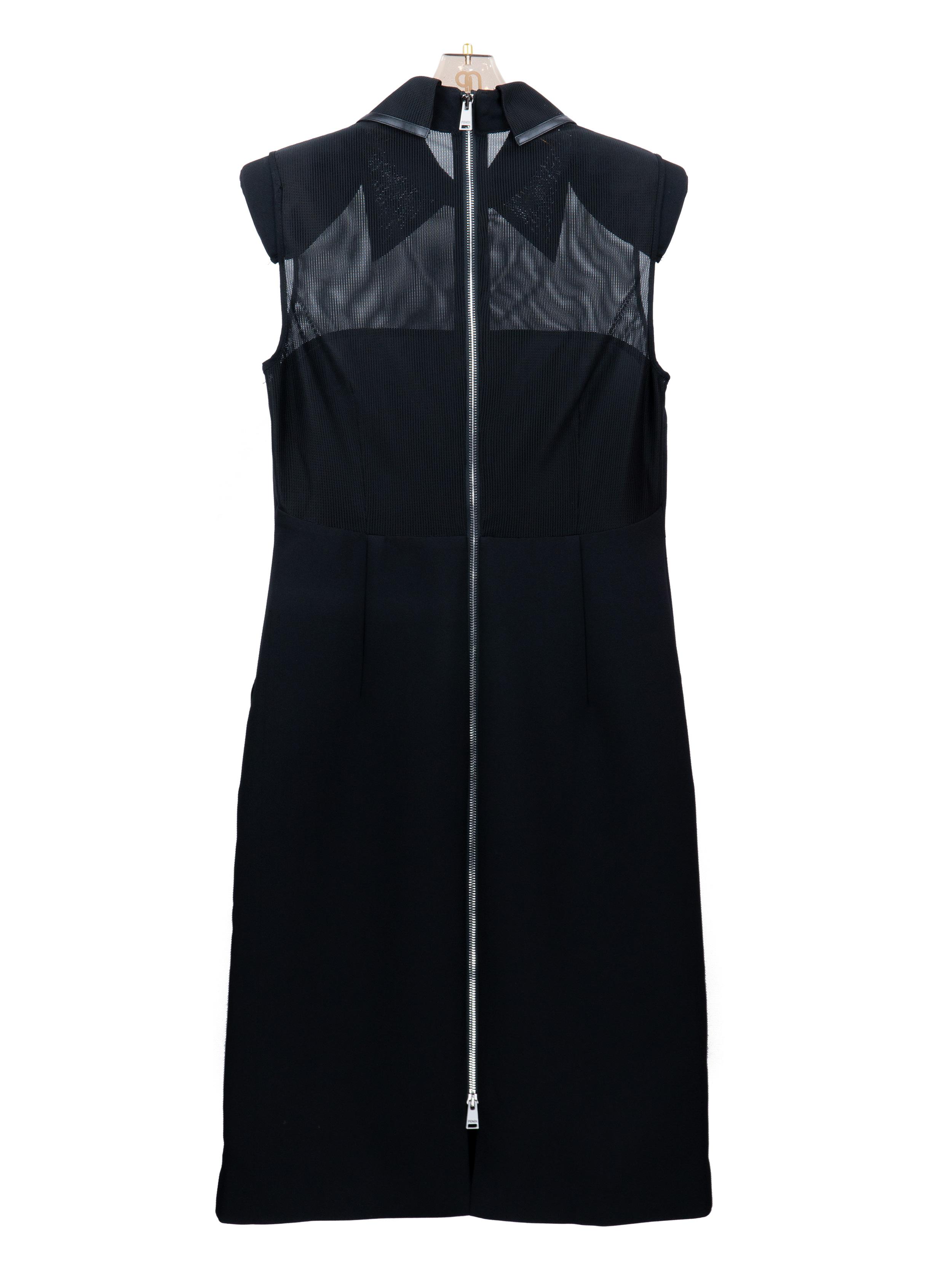 Đầm Zip lưng