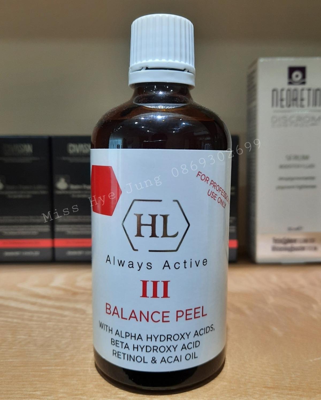 Peel trị mụn, điều tiết bã nhờn HL Balance Peel III 100ml