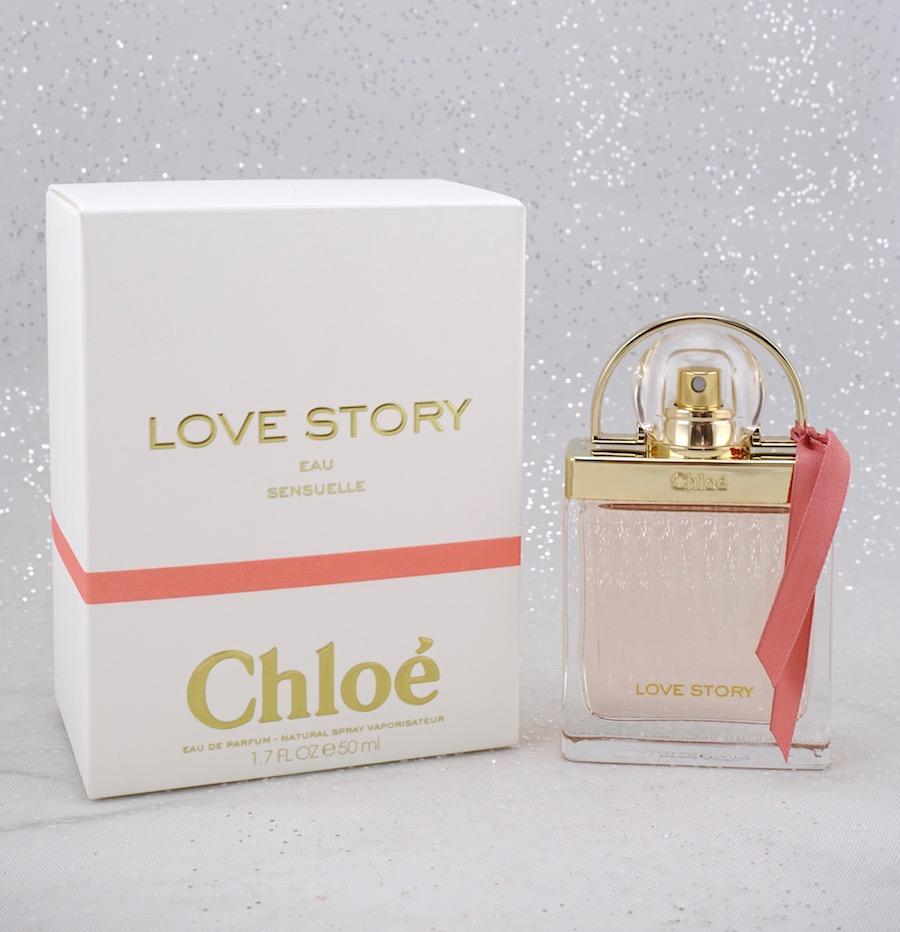 Chloe Love Story Eau Sensuelle   Su Bon