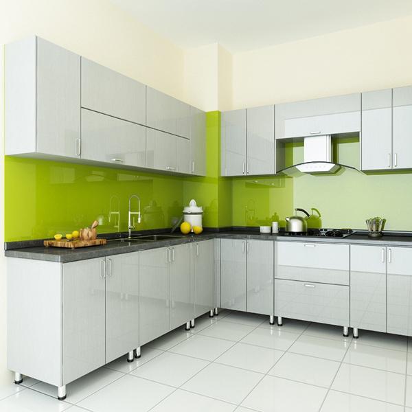Thiết kế sản xuất tủ bếp hiện đại