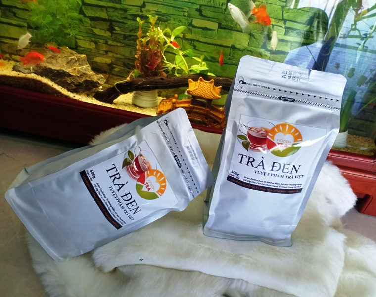 Trà Đen ( Hồng Trà ) chuyên dùng Pha Trà Sữa, Làm Trà KOMBUCHA.