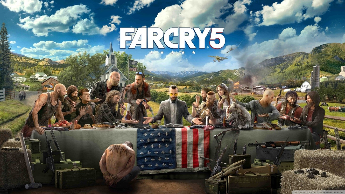 Download Game Far Cry 5 Full PC Miễn Phí