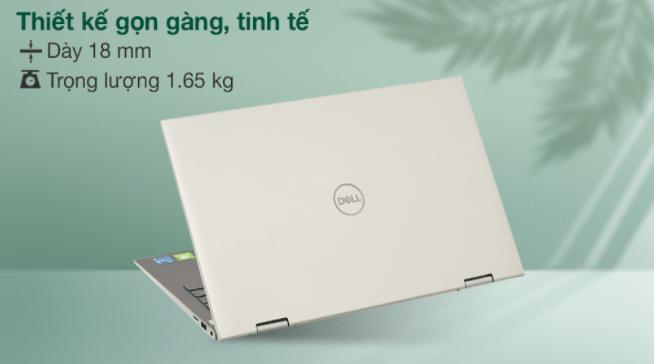 Giới thiệu về dòng laptop văn phòng tinh gọn mới của nhà Dell