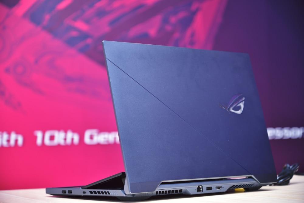 Hệ thống tản nhiệt thông minh của laptop asus zephyrus duo 15