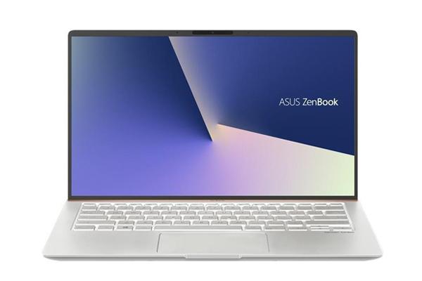 Asus Zenbook UX433FN-A6124T (Silver)   i5-8265U   8GB LPDDR3   SSD 512GB PCIe   VGA Geforce MX150 2GB   14.1 FHD IPS   Win10   Numpad. >>> Deal giá mua, Trả góp 0%