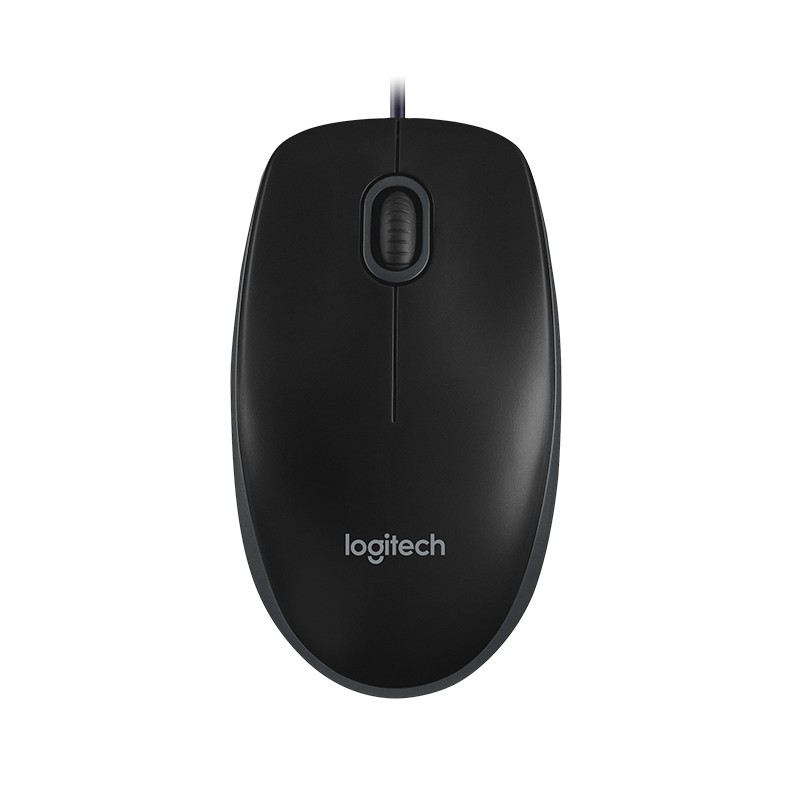 Chuột máy tính Logitech B100