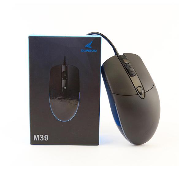 Durgod - Mouse Aries M39 Black - Chuột máy tính