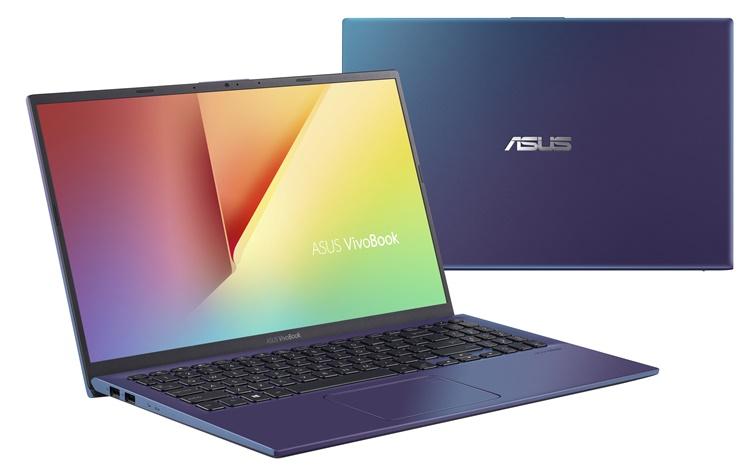 Asus Vivobook A512FA-EJ099T (Blue) | i3-8145U | 4GB DDR4 | HDD 1TB | VGA Onboard | 15.6 FHD | Win10. [DEAL GIÁ MUA]