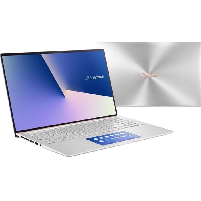 Asus Zenbook UX534FTC - A9169T (Silver-Sreenpad) | i5-10210U | 8GB LPDDR3 | SSD 512GB PCIe | VGA GTX 1650 4GB | 15.6 FHD IPS | Win10. [DEAL GIÁ MUA]
