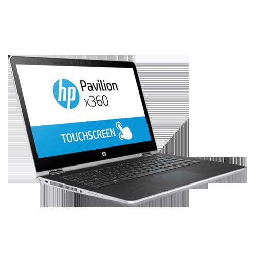 HP Pavilion x360 14-ba128TU (Silver) | i5-8250U | 4GB DDR4 | HDD 1TB | VGA Onboard | 14.1 FHD Touch | Win10. [DEAL GIÁ MUA]