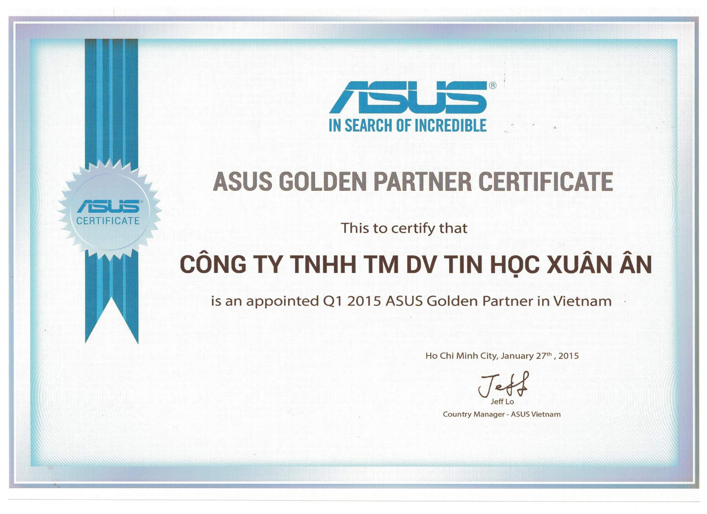 Asus Vivobook S15 S530UA - BQ100T (Gold)