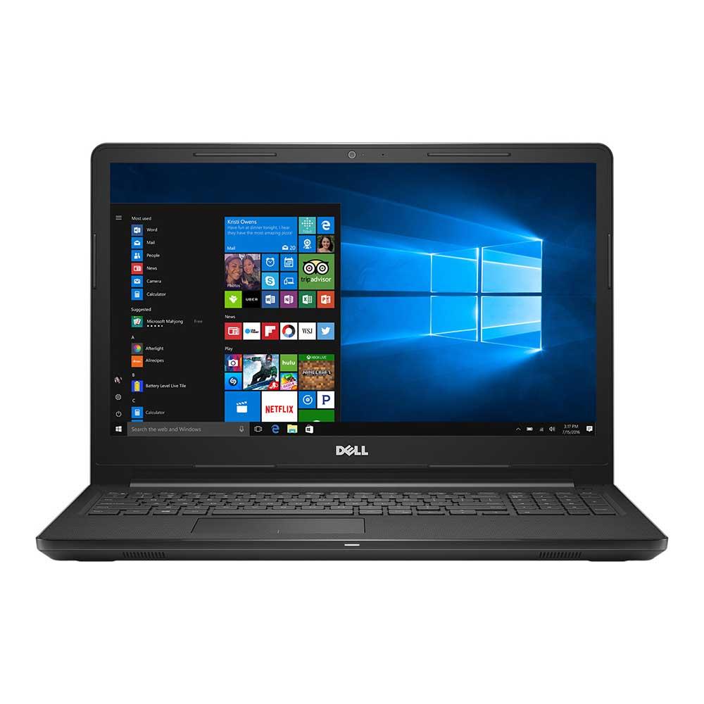 Dell Inspiron 3576-N3576F (Black) | i5-8250U | 4GB DDR4 | HDD 1TB | VGA Onboard | 15.6 HD | Win10 >>> Deal giá mua, Trả góp 0%