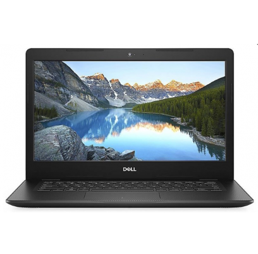Dell Inspiron 3580-N3580B (Black) | i3-8145U | 4GB DDR4 | HDD 1TB | VGA Onboard | 15.6'' FHD | Win10 >>> Deal giá mua, Trả góp 0%