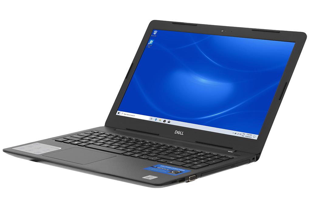 Dell Vostro 3591 - V5I3308W (Black)   i3-1005G1   4GB DDR4   SSD 256GB PCIe   VGA Onboard   15.6 FHD   Win10. [DEAL GIÁ MUA]
