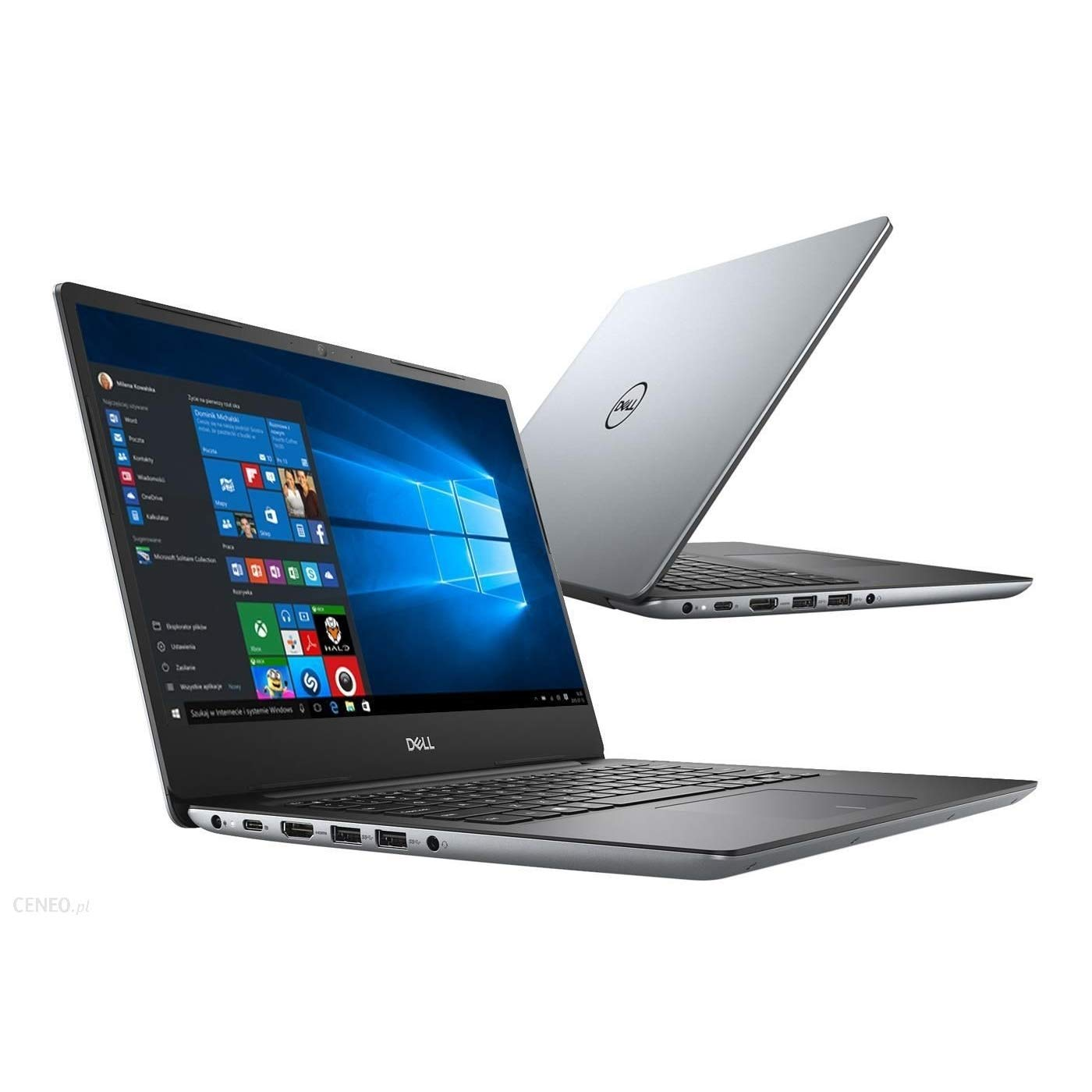 Dell Vostro 5481-V4I5229W (Urban Gray) | i5-8265U | 4GB DDR4 | HDD 1TB | VGA Onboard | 14.0 FHD IPS | Win10 + Office365 >>> Deal giá mua, Trả góp 0%