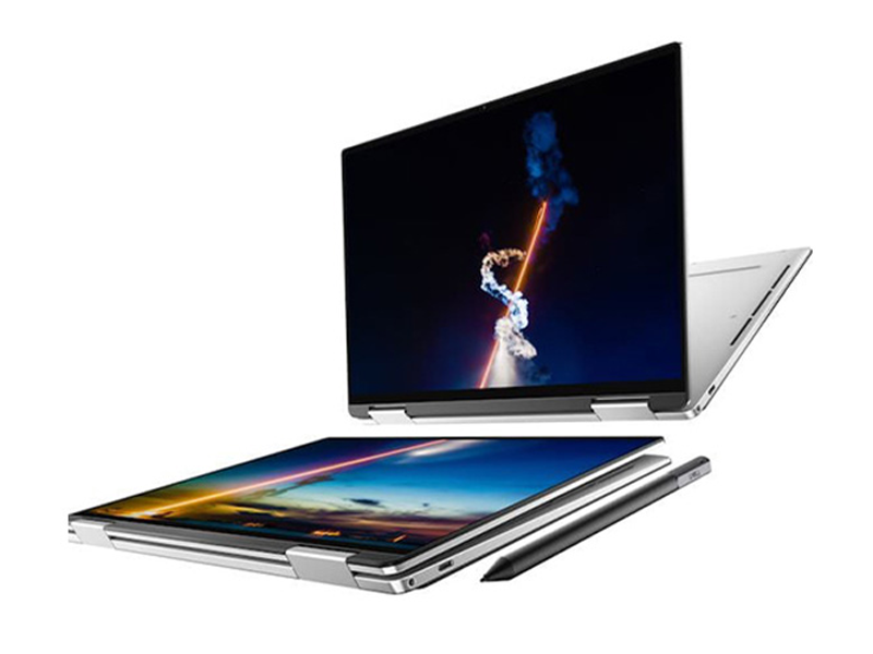 LAPTOP DELL XPS 13 9310 - 70234076 (Silver) | i5-1135G7 Gen 11th | 8GB DDR4 | SSD 512GB PCle | VGA Onboard | 13.4 FHD+ | Win10.