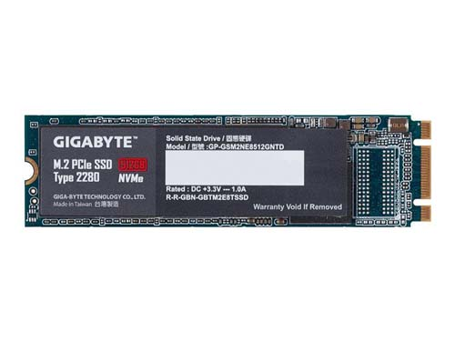 Gigabyte - SSD 512GB M2 PCle for Laptop.