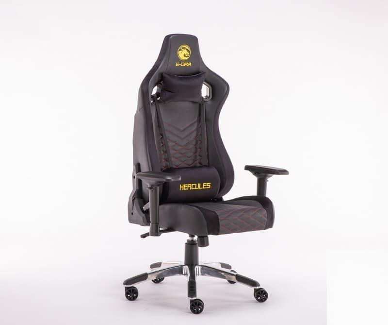 Edra Hercules Gaming chair EGC203 Pro Black | Ghế gaming cao cấp