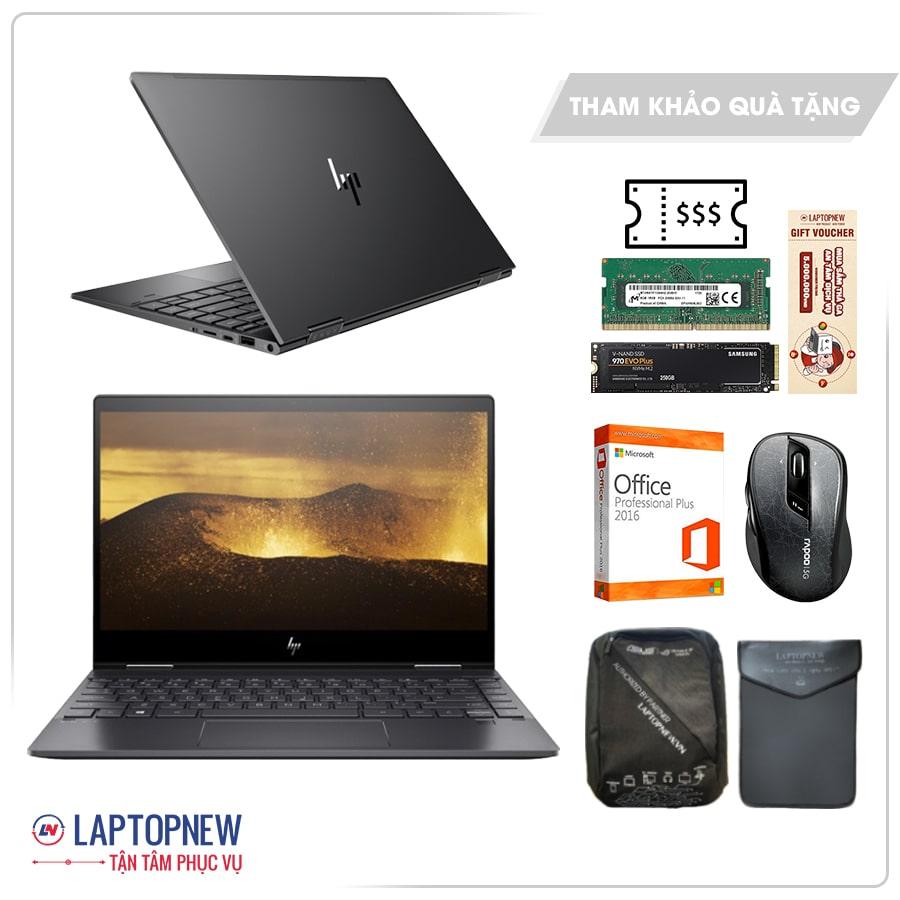 HP Envy X360-AR0072AU (Black) | R7-3700U | 8GB DDR4 | SSD 256GB PCIe | VGA Onboard | 13.3 FHD IPS Touch | Win10. >>> Deal giá mua, Trả góp 0%