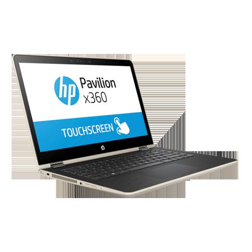 HP Pavilion x360 14-dh0103TU (6ZF24PA) (Gold)   i3-8145U   4GB DDR4   HDD 1TB   VGA Onboard   14.1 FHD Touch   Win10. [DEAL GIÁ MUA]