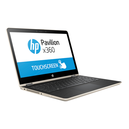 HP Pavilion x360 14-cd1018TU (5HV88PA) (Gold) | i3-8145U | 4GB DDR4 | HDD 1TB | VGA Onboard | 14.1 FHD Touch | Win10. [DEAL GIÁ MUA]
