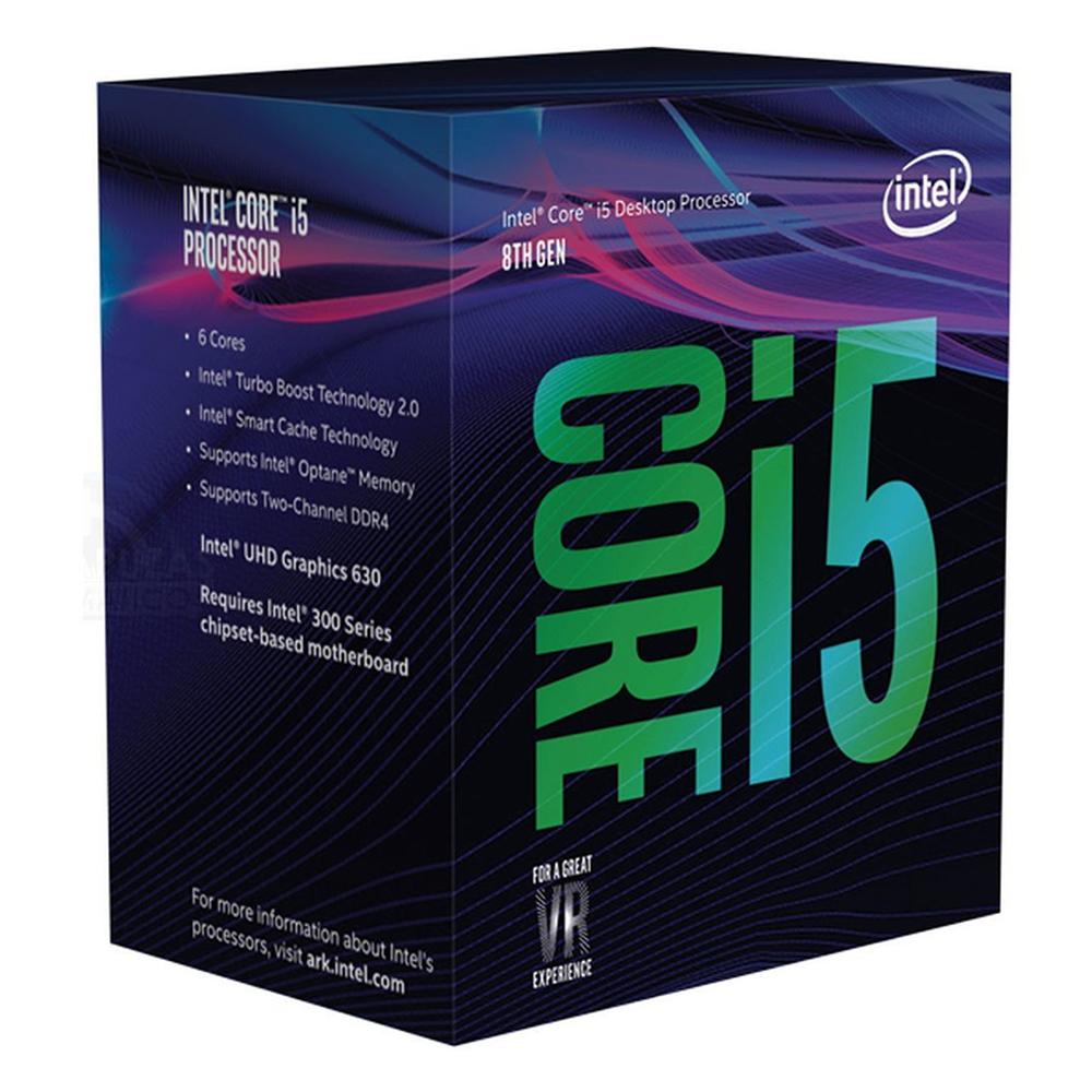 Bộ vi xử lý CPU Intel Core i5-8400