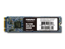 Kingmax - SSD 128GB M.2 Sata3 For Laptop. Model: SA3080