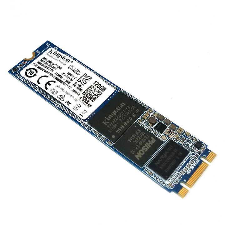 Kingston - SSD 128GB M.2 PCIe for Laptop