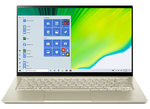 LAPTOP ACER ASPIRE 5 A514-54-32ZW (Gold) | i3-1115G4 Gen 11th | 4GB DDR4 | SSD 256GB PCIe | VGA Onboard | 14.1 FHD IPS | Win10.