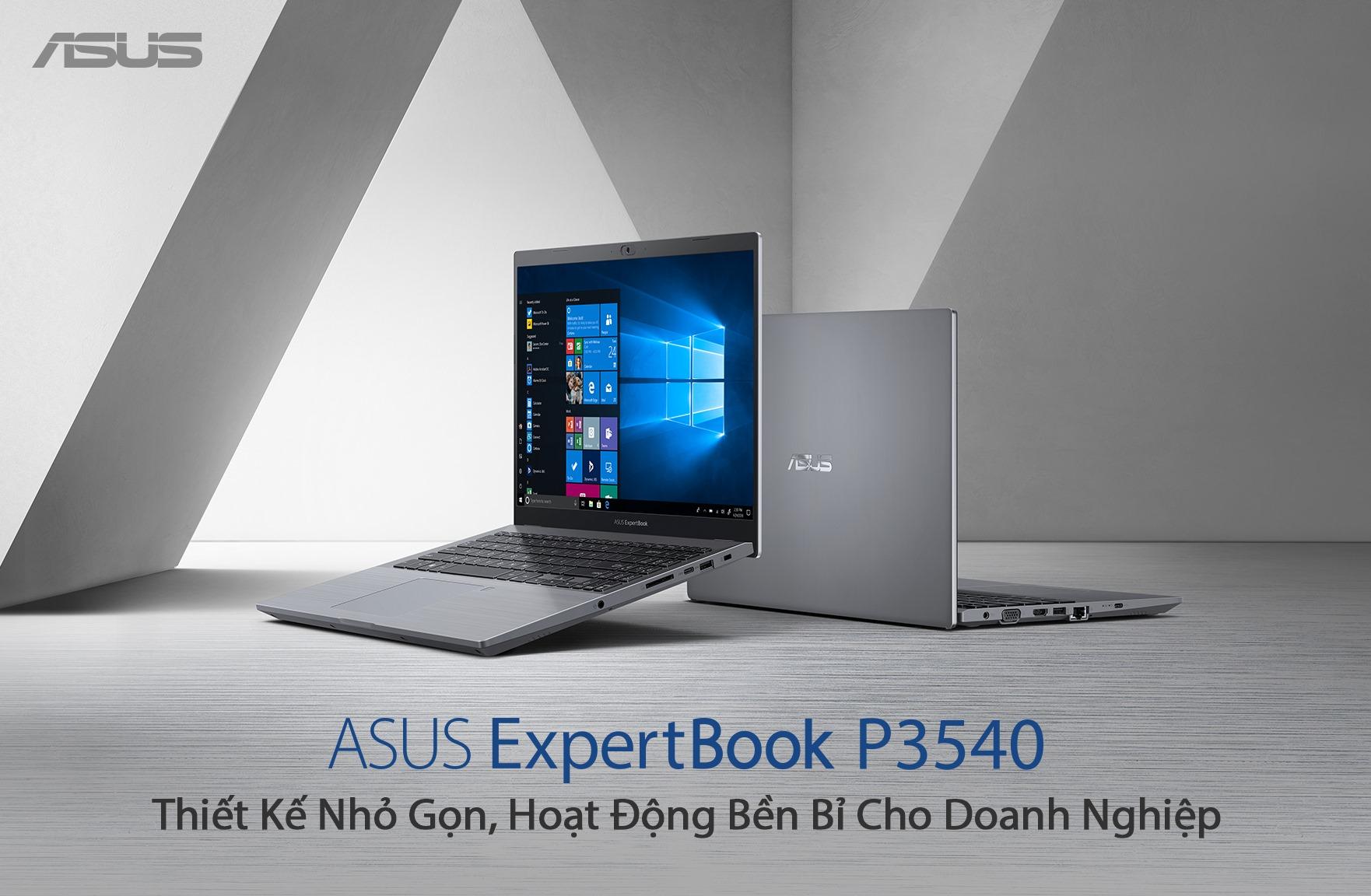 Asus ExpertBook P3540FA - BQ0535T (Grey) | i5-8265U | 8GB RAM | SSD 512GB | VGA Onboard | 15.6 inch FHD | Win10 >>> Deal giá mua, Trả góp 0%