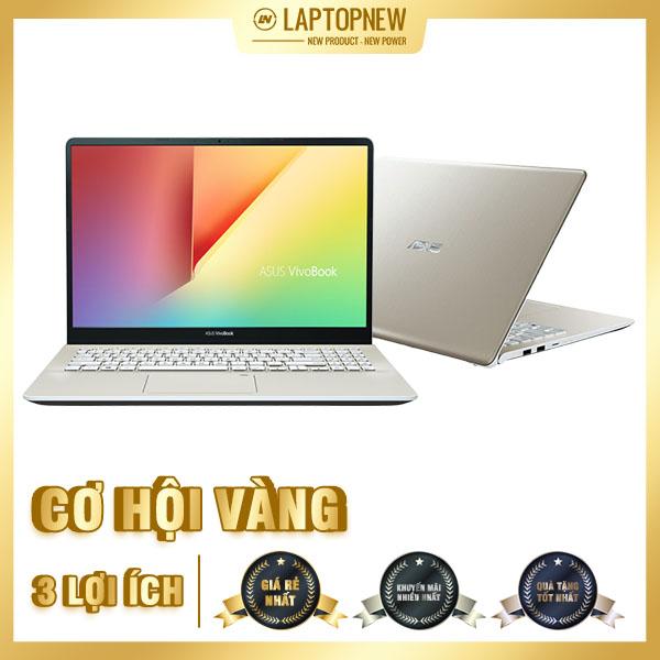Asus Vivobook S530FA - BQ431T (Gold) | i3-8145U | 4GB DDR4 | SSD 256GB | VGA Onboard | 15.6 inch FHD IPS | Win10 >>> Deal giá mua, Trả góp 0%