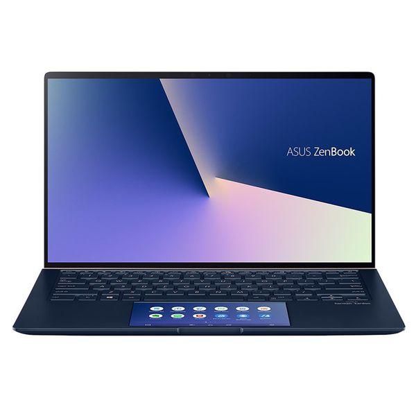 Asus Zenbook UX334FL - A4063T (Blue-Sreenpad)