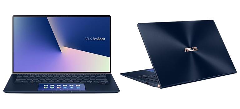 Asus Zenbook UX434FLC-A6173T (Blue) | i7-10510U | 16GB LPDDR3 | SSD 512GB PCIe | VGA MX250 2GB | 14.1 FHD IPS | Win10. [DEAL GIÁ MUA]