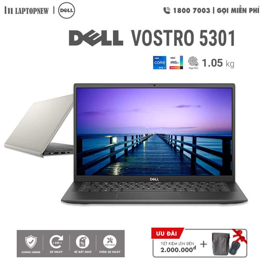 Laptopnew - DELL Vostro 5301 - C4VV91 (Gray) khuyến mãi quà tặng