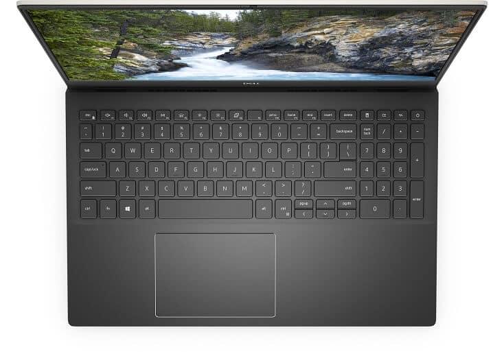 Laptopnew - DELL Vostro 5502 - NT0X01 (Gray) bàn phím led