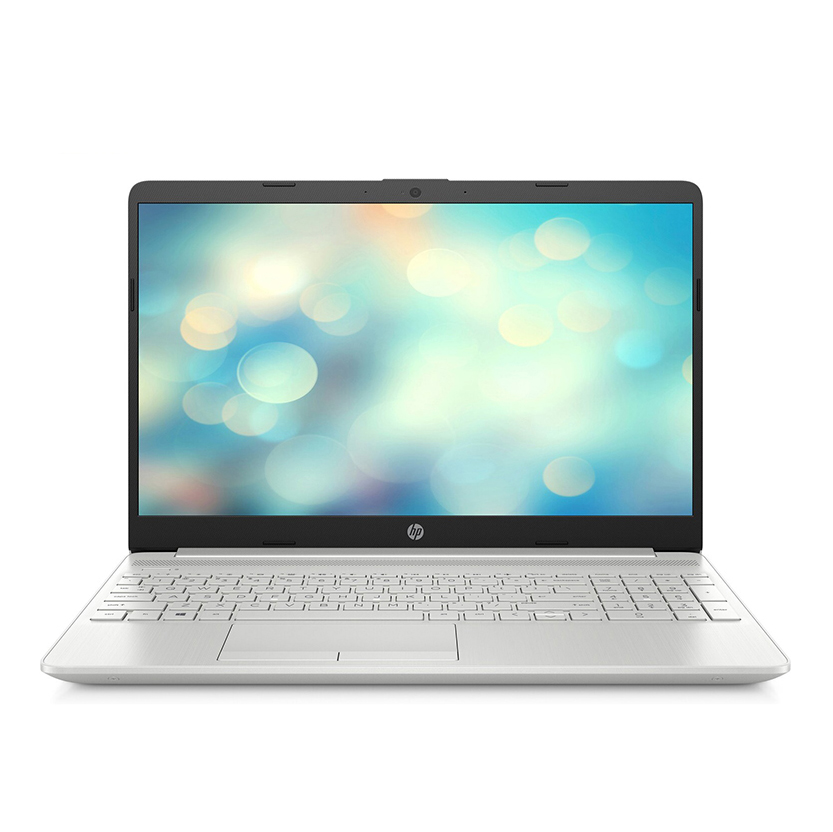 LAPTOP HP 15s - fq2556TU (Silver) | i7-1165G7 Gen 11th | 8GB DDR4 | SSD 512GB PCle | VGA Onboard | 15.6 FHD | Win10.
