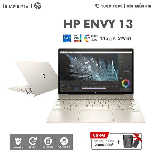 Laptopnew - HP Envy 13 - aq1021TU (Gold) khuyến mãi quà tặng