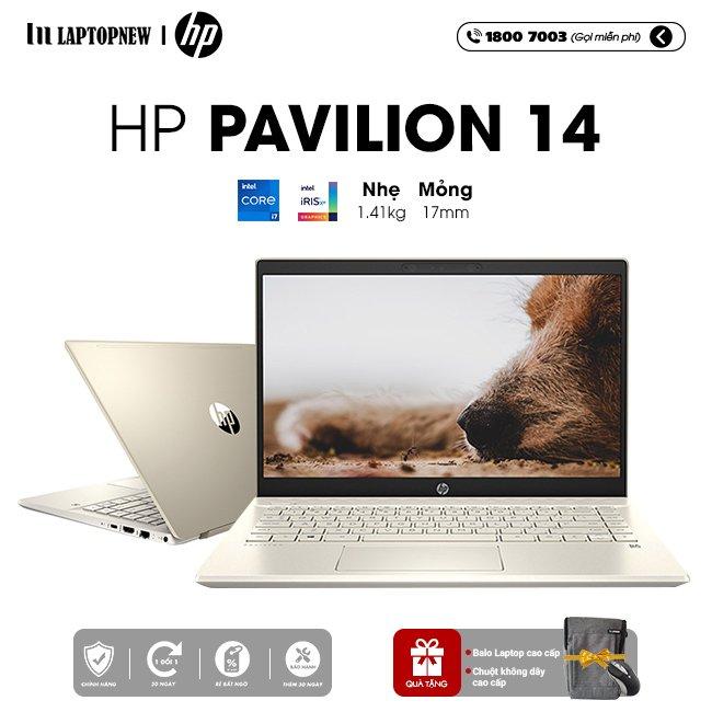 HP Pavilion 14 dv0534TU khuyến mãi quà tặng