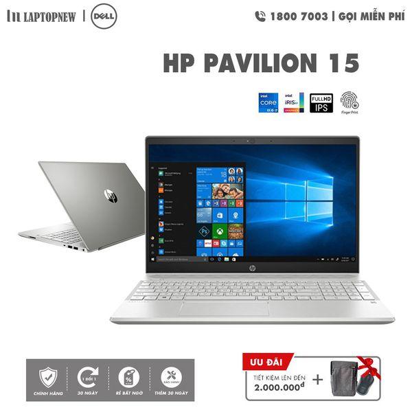 Laptopnew - HP Pavilion 15 - eg0506TU (Silver) khuyến mãi quà tặng