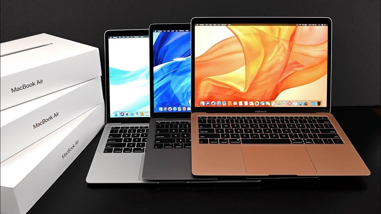 [Hàng Chính hãng - VN/A] - Macbook Air 13 2020 | Core i3 | 8GB RAM | SSD 256GB PCIe | VGA Onboard | 13.3 Retina | MacOS.
