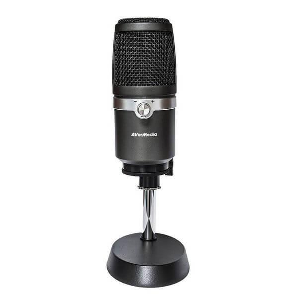 AVerMedia - USB Microphone - AM310