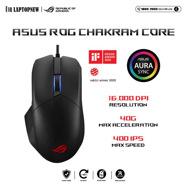 Mouse Asus ROG Chakram Core 1