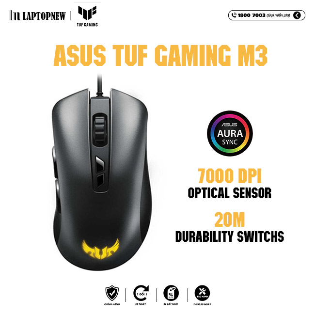 Mouse Asus TUF M3 1
