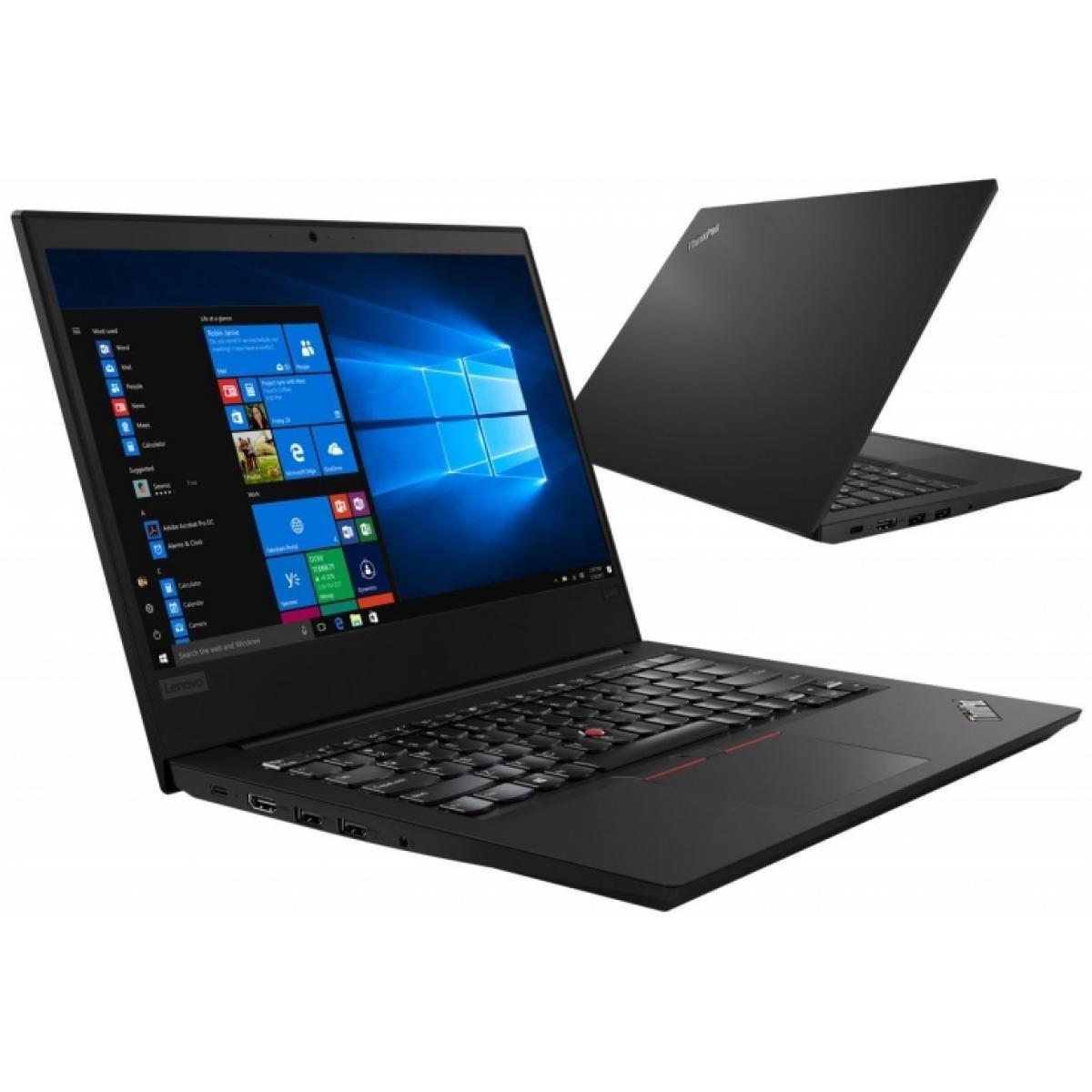 Lenovo ThinkPad E490 (20N8S0CK00) | i5-8265U | 4GB DDR4 | HDD 1TB | VGA Onboard | 14.0 HD | Win10 >>> Deal giá mua, Trả góp 0%