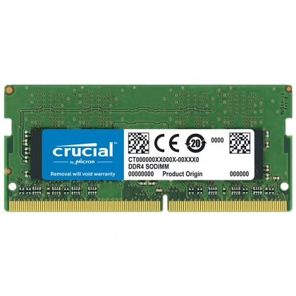 Crucial - Ram 8GB DDR4 2666MHz for Laptop